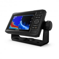 Эхолот Garmin EchoMap Plus 62cv, 6 дюймов (сканер ClearVü, GPS)