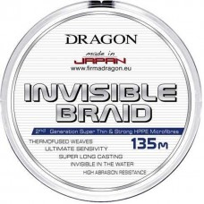 Шнур Dragon INVISIBLE BRAID 135м