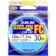 Леска флюорокарбоновая Sunline SIG-FC 30м 0,10-0,35мм
