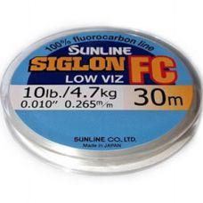 Леска флюорокарбоновая Sunline SIGLON-FC 50м 0,38-0,49мм