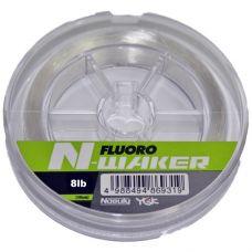 Леска флюорокарбоновая YGK N-Waker Fluoro 91м