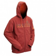 Куртка NORFIN HOODY RED
