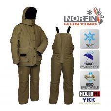 Костюм зимний Norfin Hunting WILD GREEN