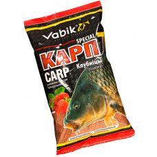 """Прикормка Vabik Special Carp Strawberry """"Карп Клубника"""" 1кг"""