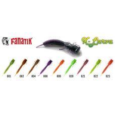 Силиконовая приманка Fanatik  X-Larva 3