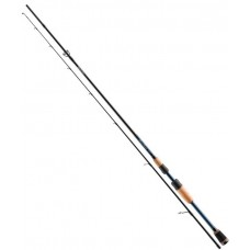 Спиннинг Daiwa Silver Creek Light Spin 2,35 м, тест: 5-21г
